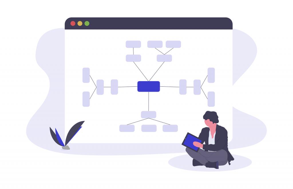 Планування розробки сайту - менеджер
